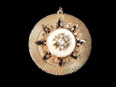 Clarita's Pendant