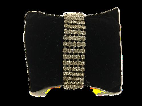 Stunning Diamanté Multirow Bracelet