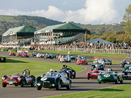 Showcasing Vintage Fashion at Goodwood Revival