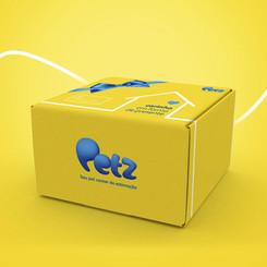 Caixa Presente Petz