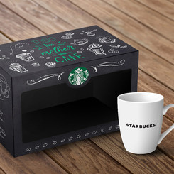 Caixa Starbucks