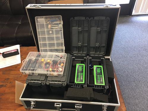 ProGear Lipo Transport Case w/ 4 Ammo Box Combo