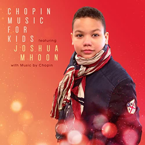 Chopin for Kids Cover