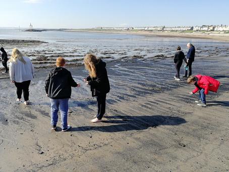 Beach School: Newbiggin-by-the-Sea