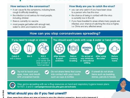 Coronavirus (COVID-19): latest information and advice
