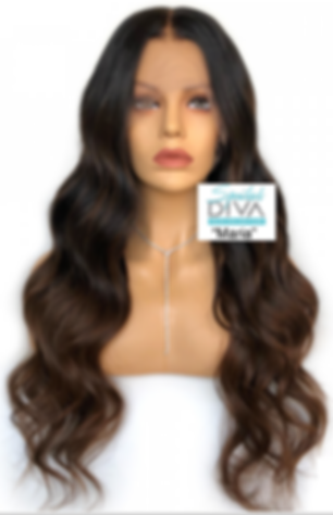 Spoiled Diva Wig collection