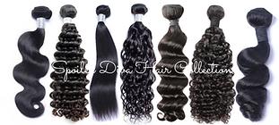SPOILED DIVA HAIR SAMPLES