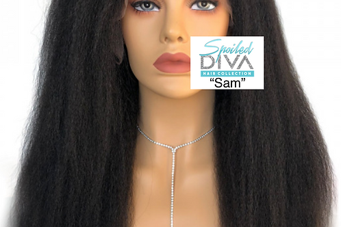 """""""Sam"""" Lace Front Wig"""