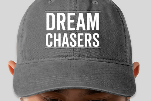 Dream Chasers Cap (White)
