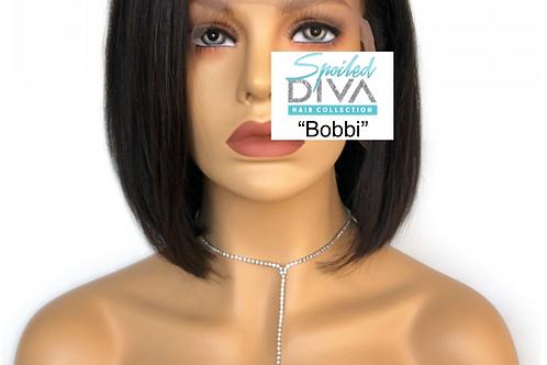 """Bobbi"" Lace front wig"