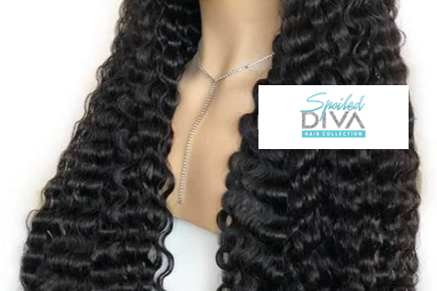 """""""India"""" Lace Front Wig"""