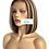 """Thumbnail: """"Gina"""" Lace front wig"""