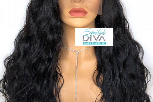 """Jenny"" Lace Front Wig"