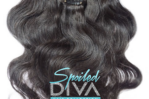 Body Wave Snap & Tracks (double drawn )