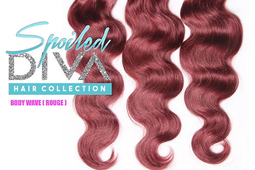 SPOILED BODY WAVE (ROUGE)