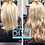 Thumbnail: Blonde Ombre Snap & Tracks  (double drawn)