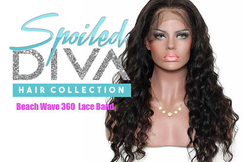 BEACH WAVE 360 LACE BAND