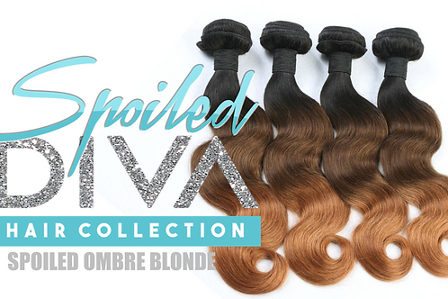 SPOILED BODY WAVE (3 TONE BLONDE)
