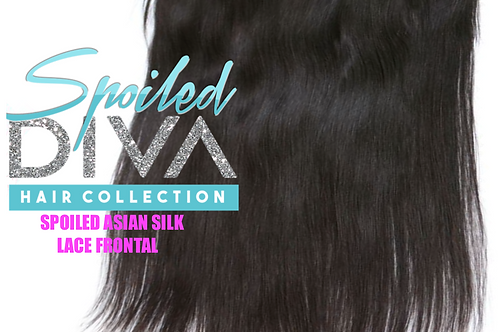 SPOILED (ASIAN SILK) LACE FRONTAL