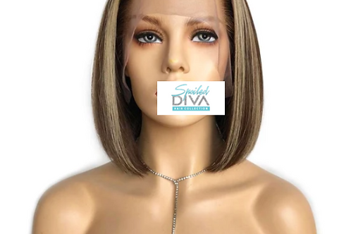 """""""Gina"""" Lace front wig"""
