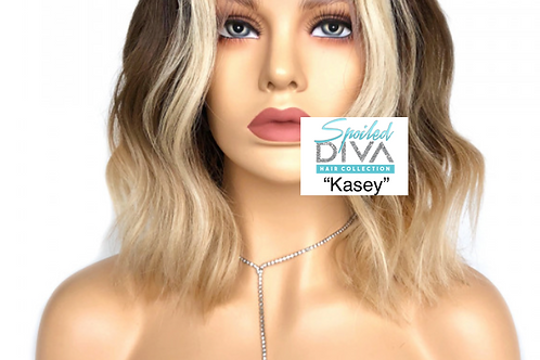"""Kasey"" Lace front wig"