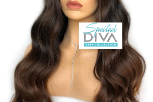 """Maria"" Lace Front Wig"