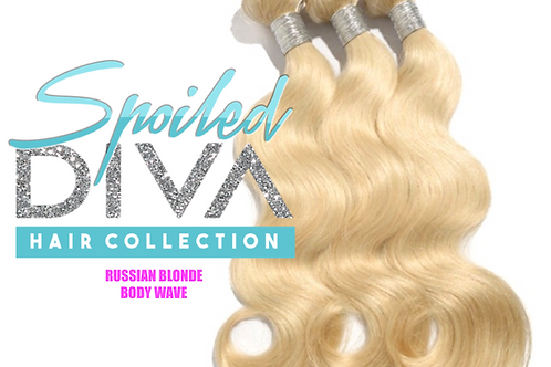 SPOILED BODY WAVE (RUSSIAN BLONDE)
