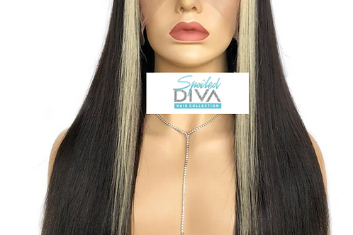 """Danielle"" - Lace Frontal wig"
