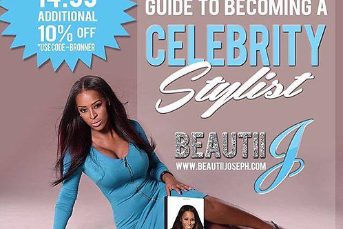 How to Become a Celebrity Stylist Book