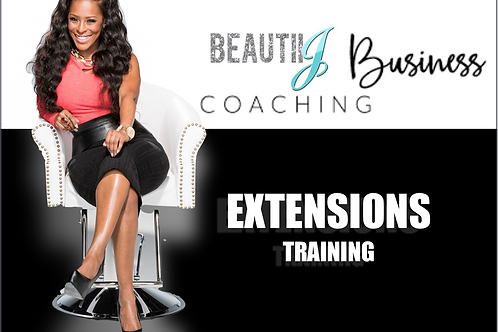 EXTENSIONS TRAINING