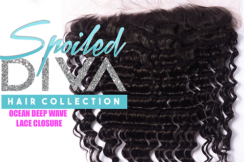 SPOILED (OCEAN DEEP WAVE)  LACE FRONTAL