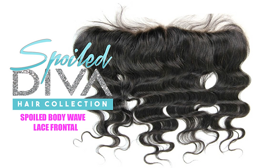 SPOILED (BODY WAVE) LACE FRONTAL