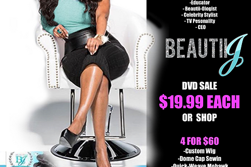 Beautii University DVD bundle Deal