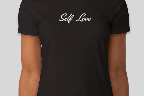 Self Love (White) Tee