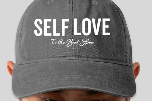 Self Love Cap (White)