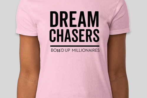 Dream Chasers (Black) Tee