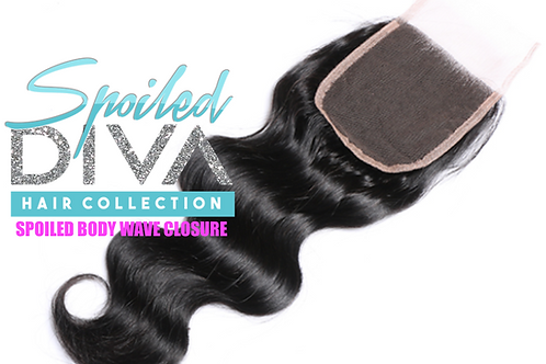 SPOILED (BODY WAVE) LACE CLOSURE