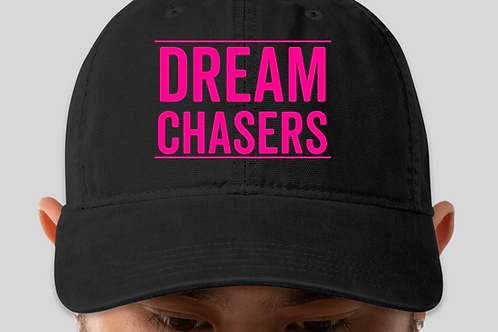 Dream Chasers Cap (Pink)