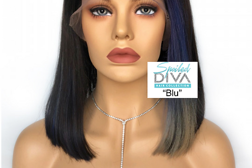 """""""Blu"""" Lace front wig"""