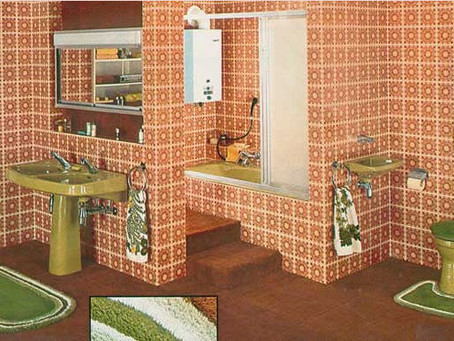 Pros and cons of carpeted bathrooms