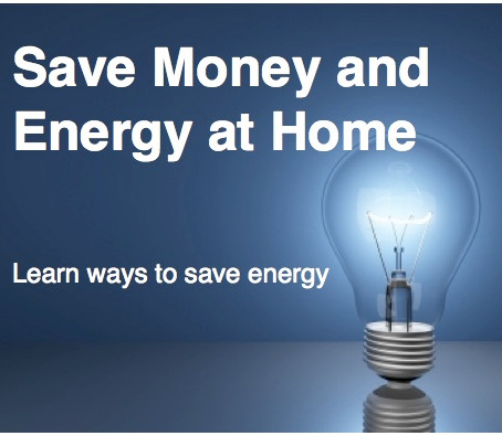 10 easy ways to save money, energy in your home