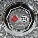 HEX Cap with Trueray® Cross-Flags Medallion