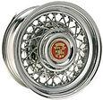 Cadillac Kelsy Hayes style wire wheel by Truespoke