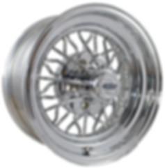 Star Wire® 30-Spok Wire Wheel by Truespoke®