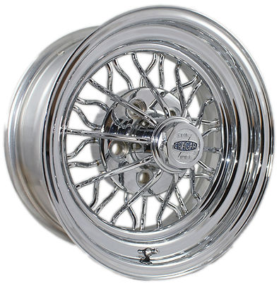 Star Wire® 30-Spok Wire Wheel by Truespoke®