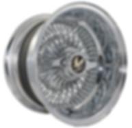 100 Spoke Truewire reverse wire wheel