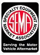 SEMA Membership sign
