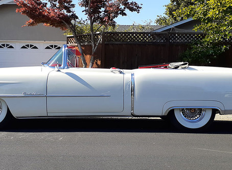 A Cadillac for the ages - Customer: Mr. Glen Lynch