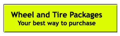 Cadillac wire wheel and whitewall tire packages