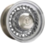 Chrome Standard Wire Wheel